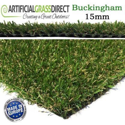 Artificial Grass 15mm Buckingham Range