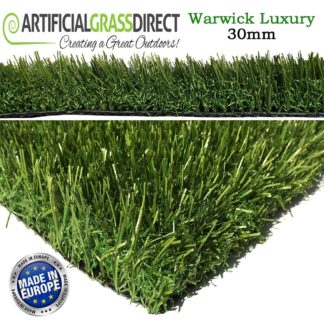 Artificial Grass 30mm Warwick Luxury Range