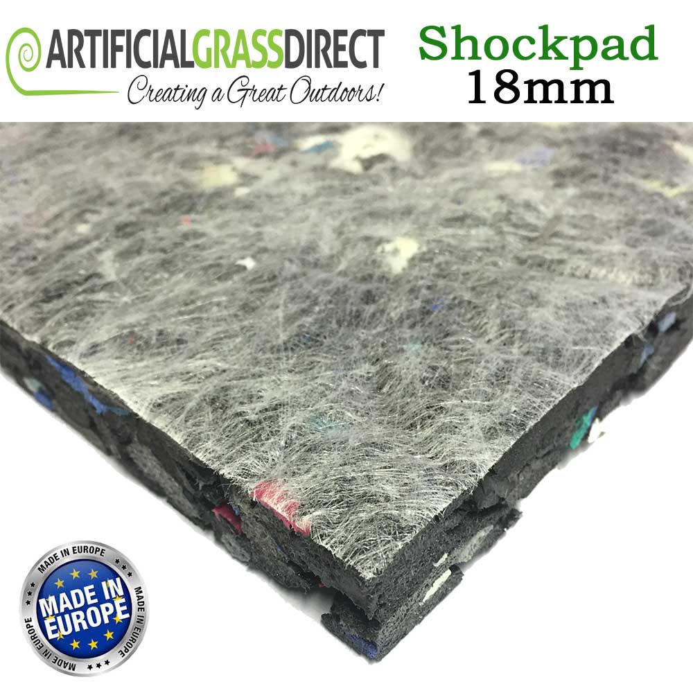 Shockpad Underlay 18mm