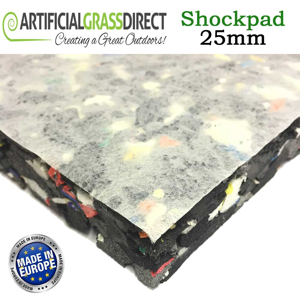Shockpad Underlay 25mm