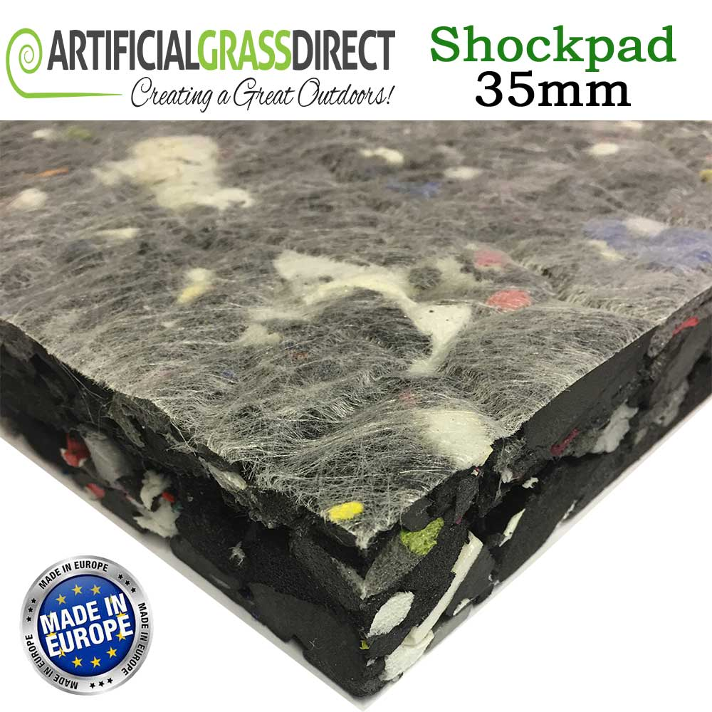 Shockpad Underlay 35mm