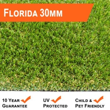 Artificial Grass 30mm Florida Range