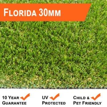 Artificial Grass 30mm Florida Range