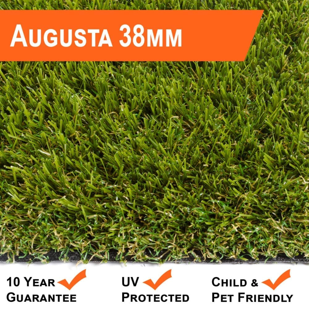 Artificial Grass 38mm Augusta Range