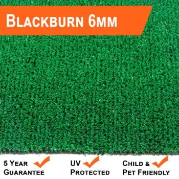 Artificial Grass 6mm Blackburn Range