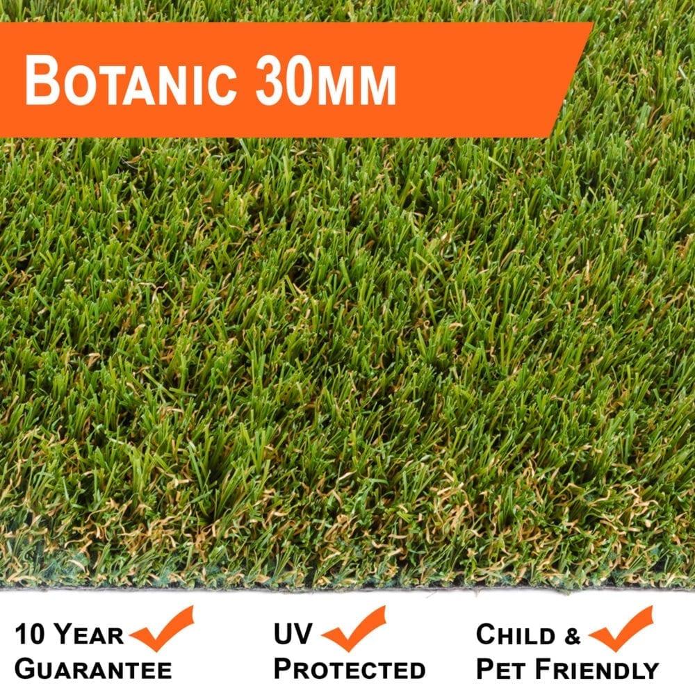 Artificial Grass 30mm Botanic Range