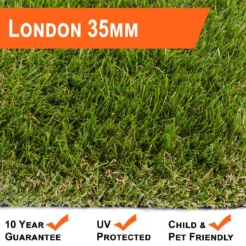 Artificial Grass 35mm London Range