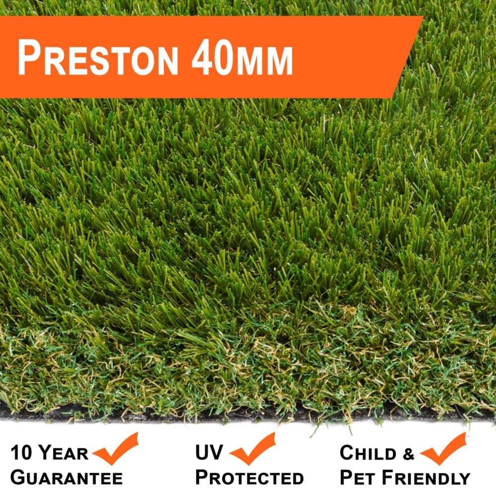 Artificial Grass 40mm Preston