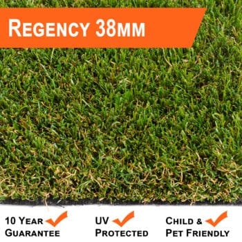 Artificial Grass 38mm Regency Range