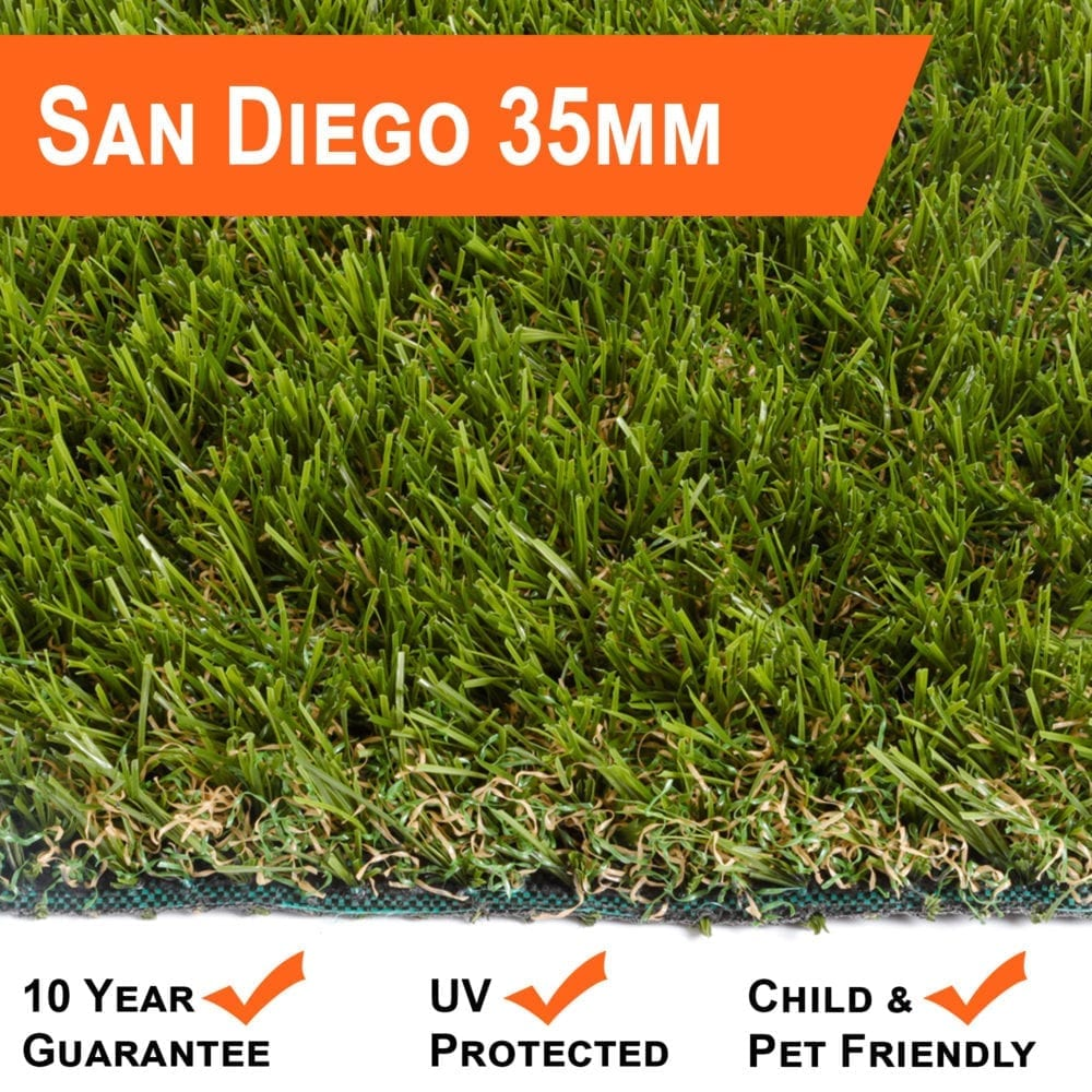 Artificial Grass 40mm San Diego Range