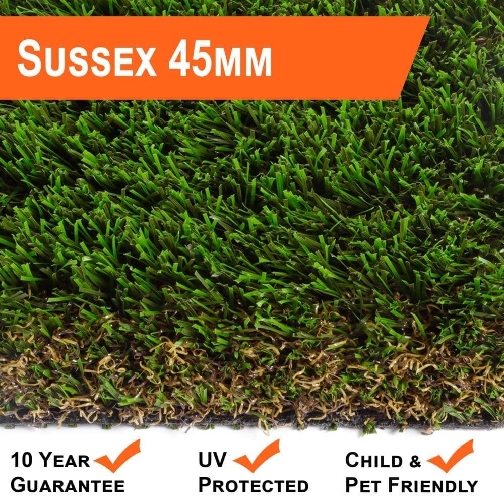 Artificial Grass 45mm Sussex Range