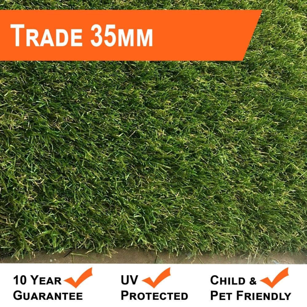 Trade 35mm Artificial Grass