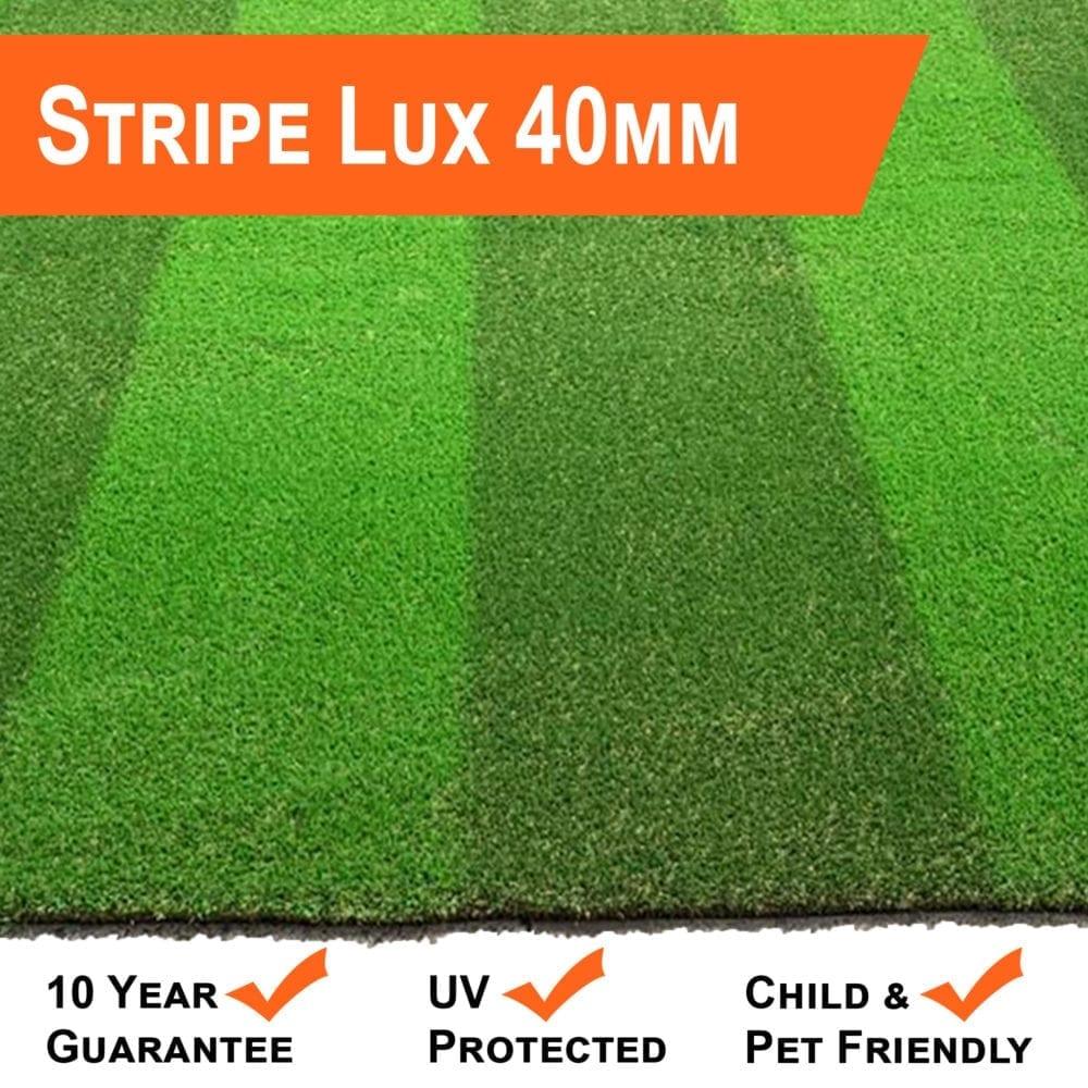 Stripe Lux Artificial Grass